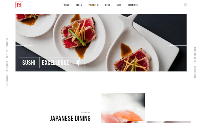 Nigiri-Restaurant-WordPress-Themes