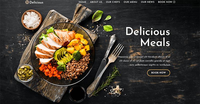OceanWP  Best Catering WordPress Theme