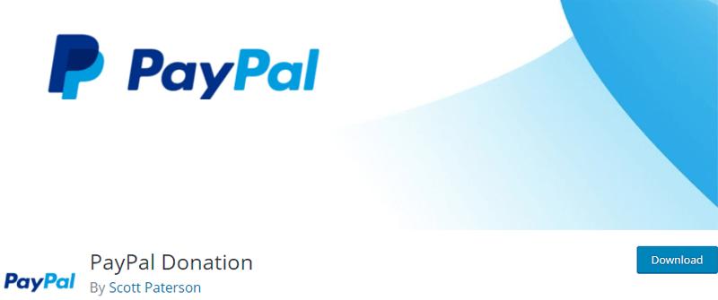 PayPal Donation- WordPress fundraising plugin