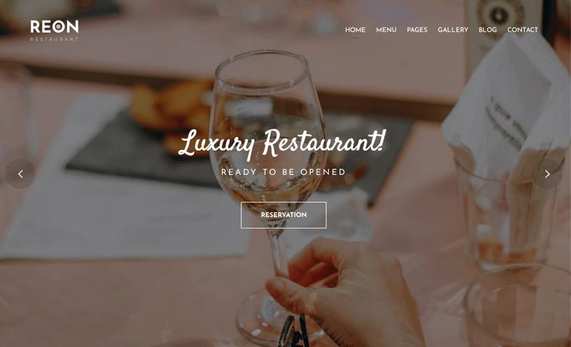 Reon-Restaurant-Themes
