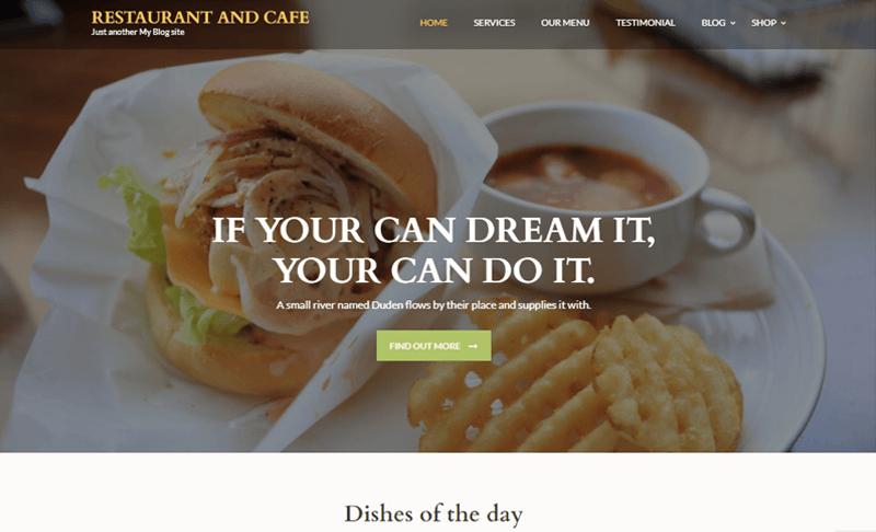 Restaurant-and-Cafe-WordPress-Theme