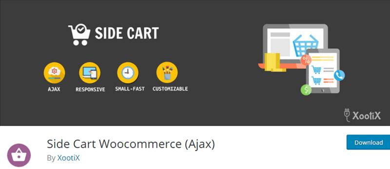 Side Cart WooCommerce Plugin