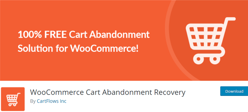 WooCommerce Cart Abandonment Recovery Addon