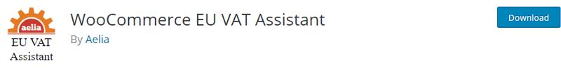 WooCommerce EU VAT Assistant Plugin