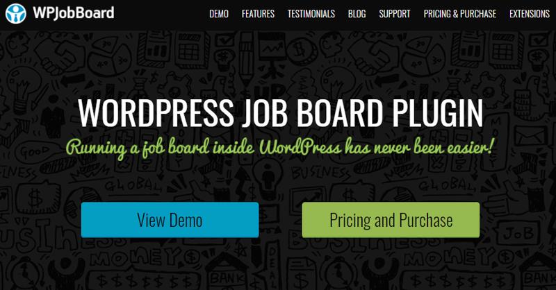 WordPress-Job-Board-Plugin submit application