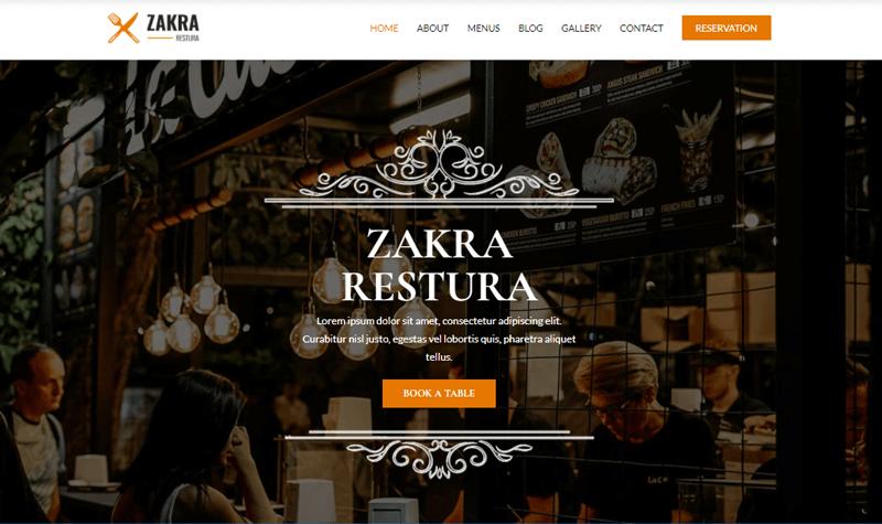Zakra-Restaurant-WordPress-Themes