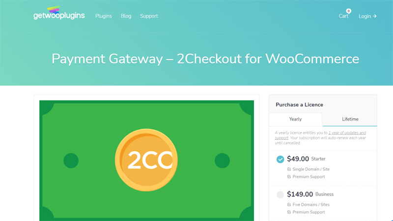 2Checkout for WooCommerce