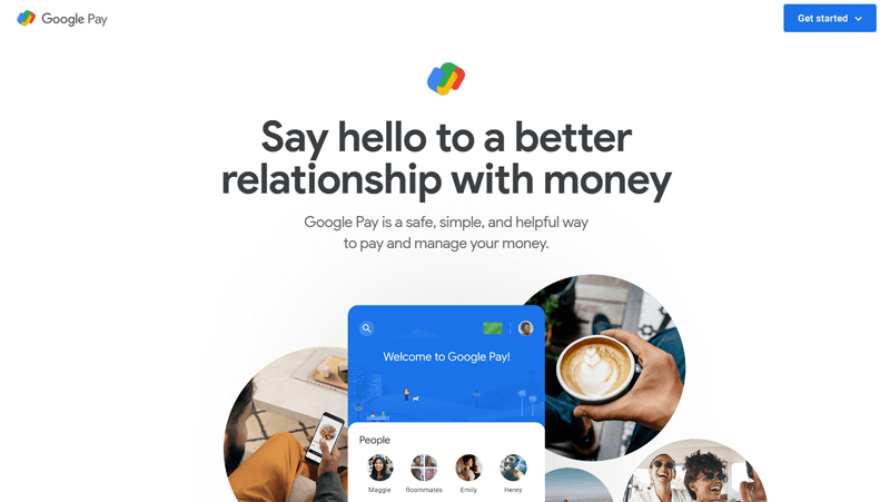 Google Pay Payment Solution