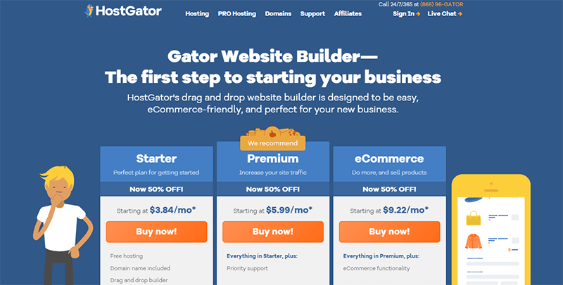 Gator a simple WordPress Alternative