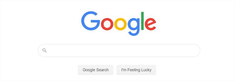 Google Search Engine Popular Type of Websites
