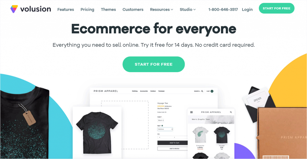 Volusion eCommerce