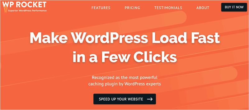 WP Rocket Most Popular WordPress Plugins