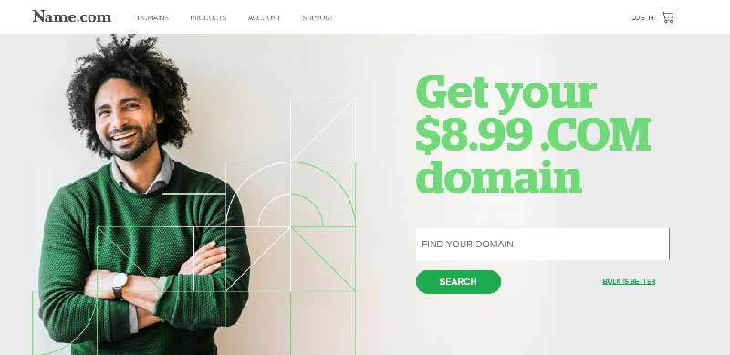 Name Dot Com Domain Name Register