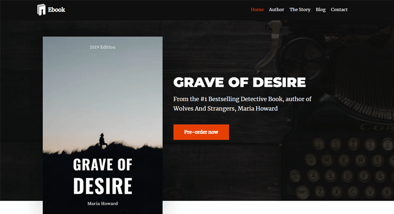 Neve Theme Best WordPress Themes for Authors