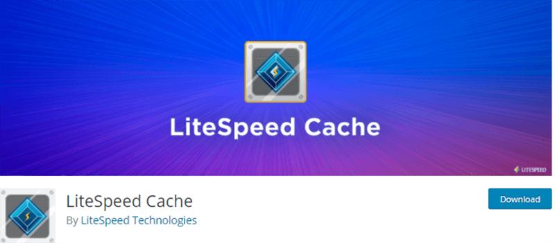 LiteSpeed Cache Plugin