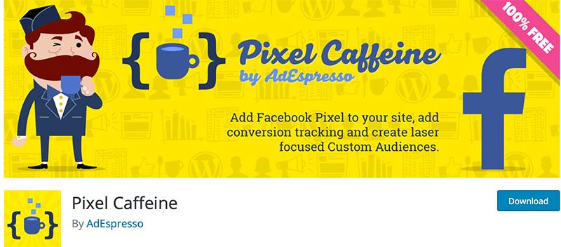 Pixel Caffeine - most powerful Facebook Pixel plugin for WordPress