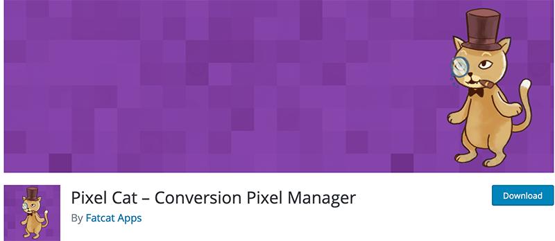 Pixel Cat - best Facebook Pixel WordPress plugin
