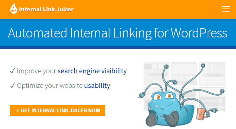Internal Link Juicer WordPress Plugin